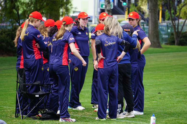 Sydenham Cricket Club Premier Women