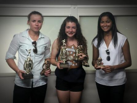 premier women prize winners 1